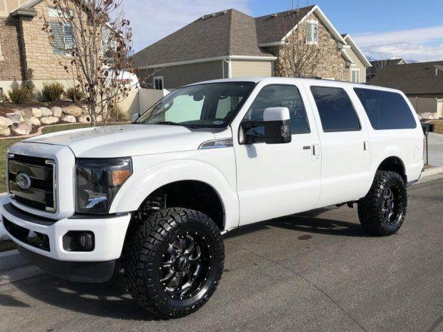 Ford Excursion Super Duty Conversion