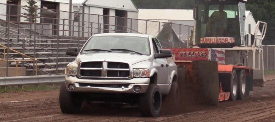 Dodge Ram Pulling