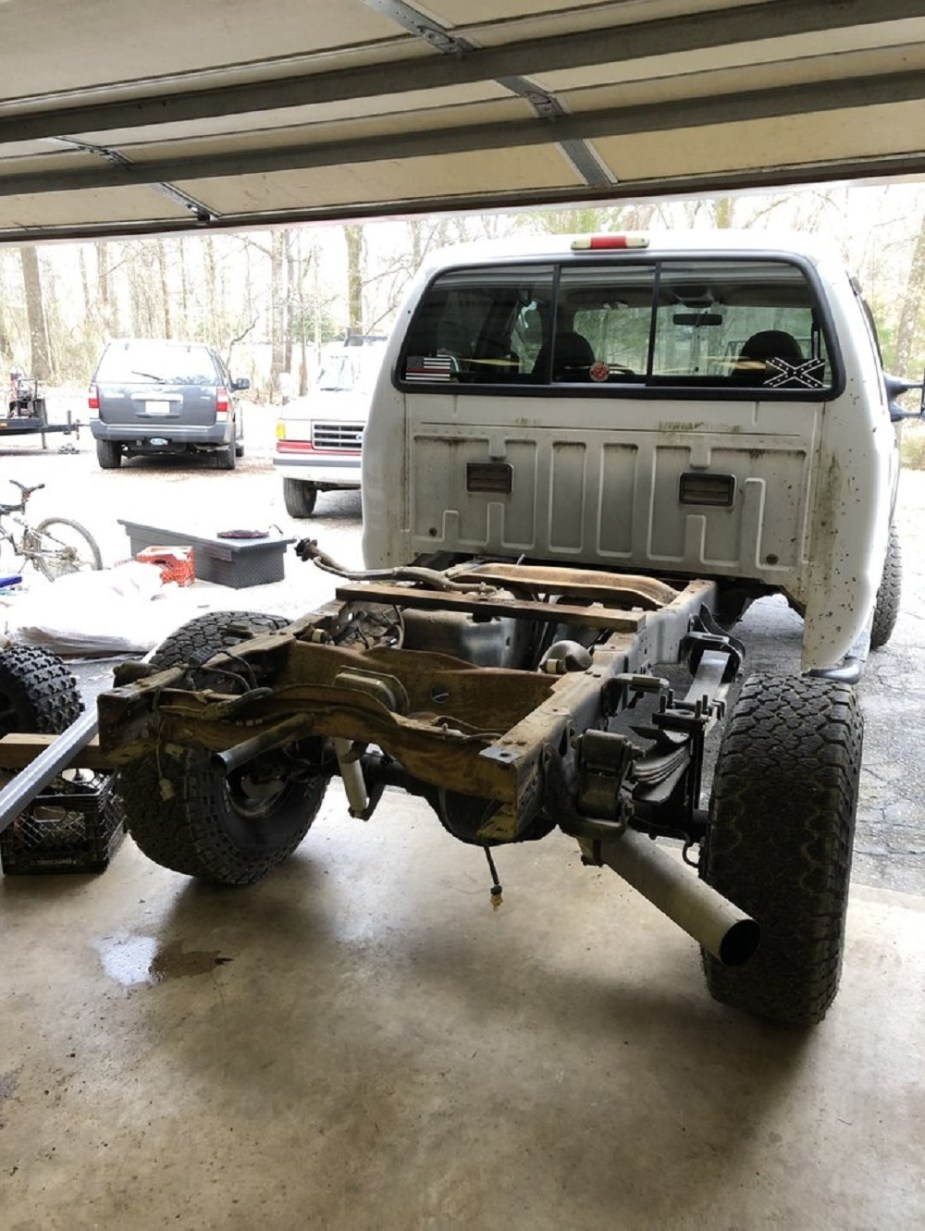 Bradford Built Mounted Flatbed How to