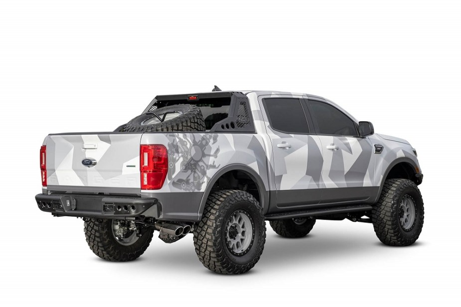 ford-trucks.com 2019 Ford Ranger Parts from Addictive Desert Designs Offroad