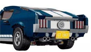 1967 Lego Mustang Rear