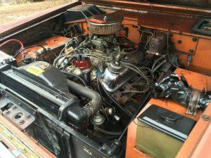 1972 Bronco Sport