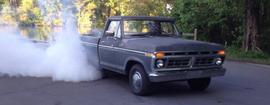 1977 Ford F-100 Dream Truck