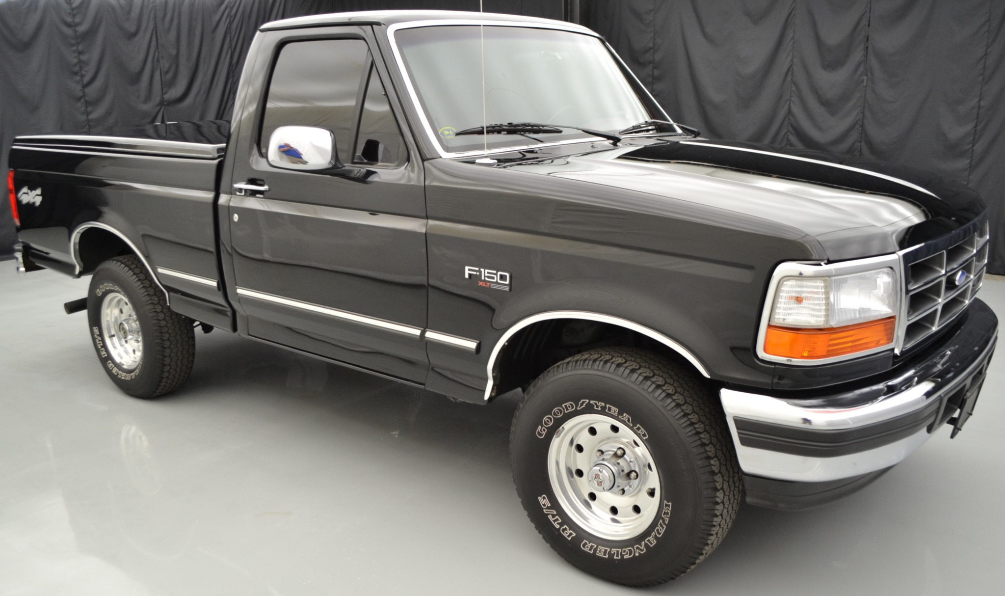 96 ford truck