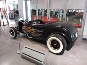 Ford Truck Enthusiasts at Petersen Automotive Museum