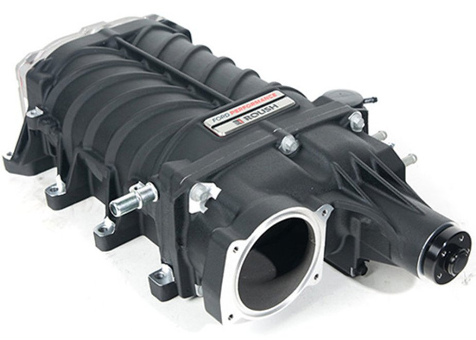 F-150 Supercharger