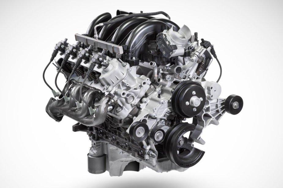 7.3-liter Super Duty Engine