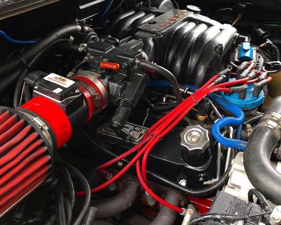 Ford Ranger Mustang V8