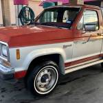 1987 Ford Bronco Ii 2 9l 6cyl 4 Speed Manual For Sale In El Paso Tx
