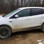 Off Road Tires 2013 Ford Escape Forum