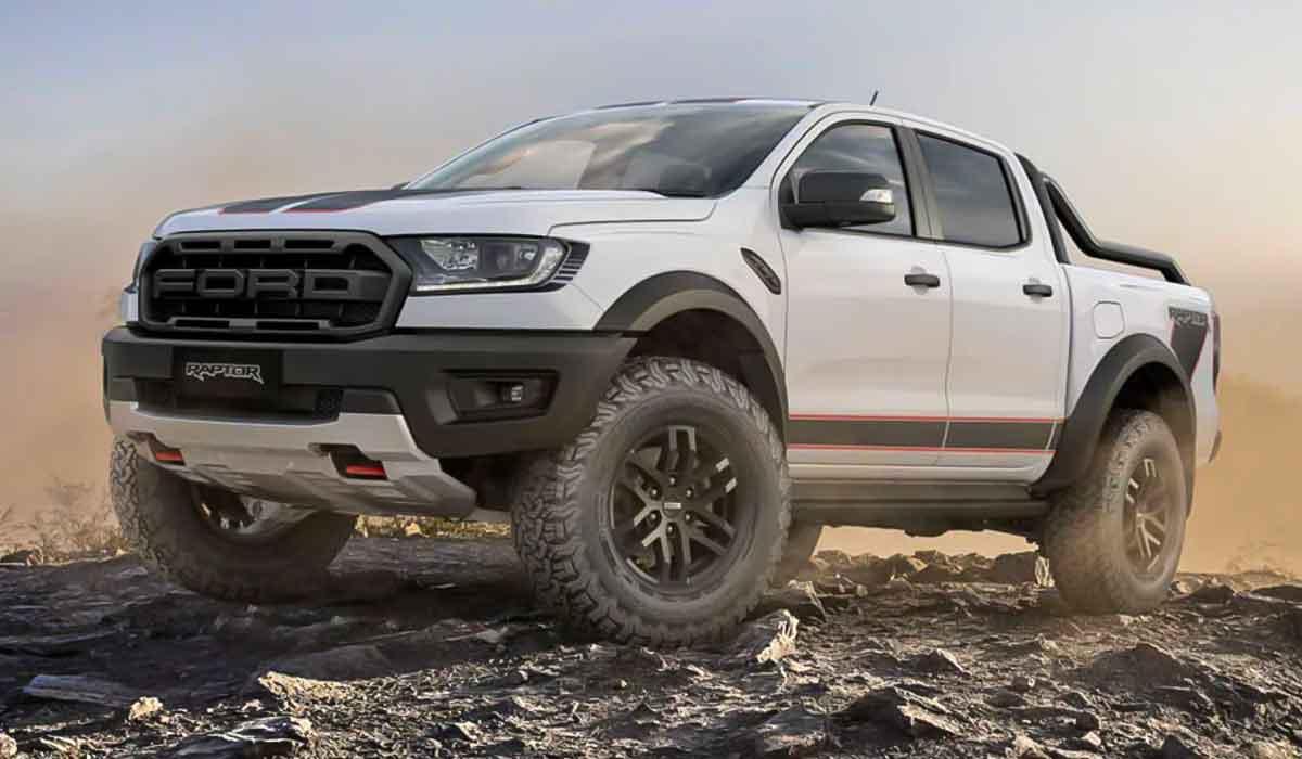 2021 Ford Raptor Ranger