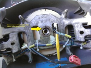 Ignition Cylinder Actuator Rod Replacement (9703 F150)