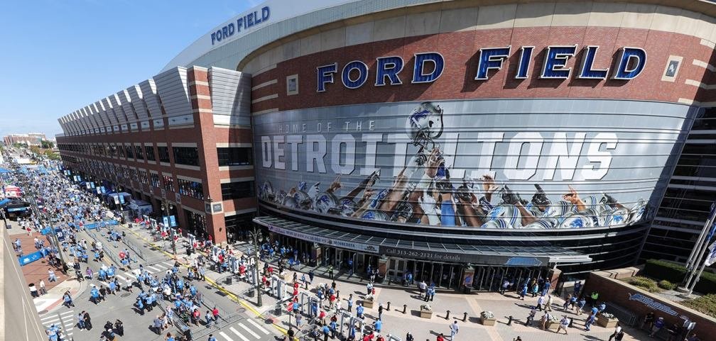 Image result for FORD FIELD