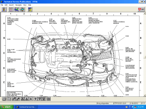 Wiring diagrams 1998 ford contour