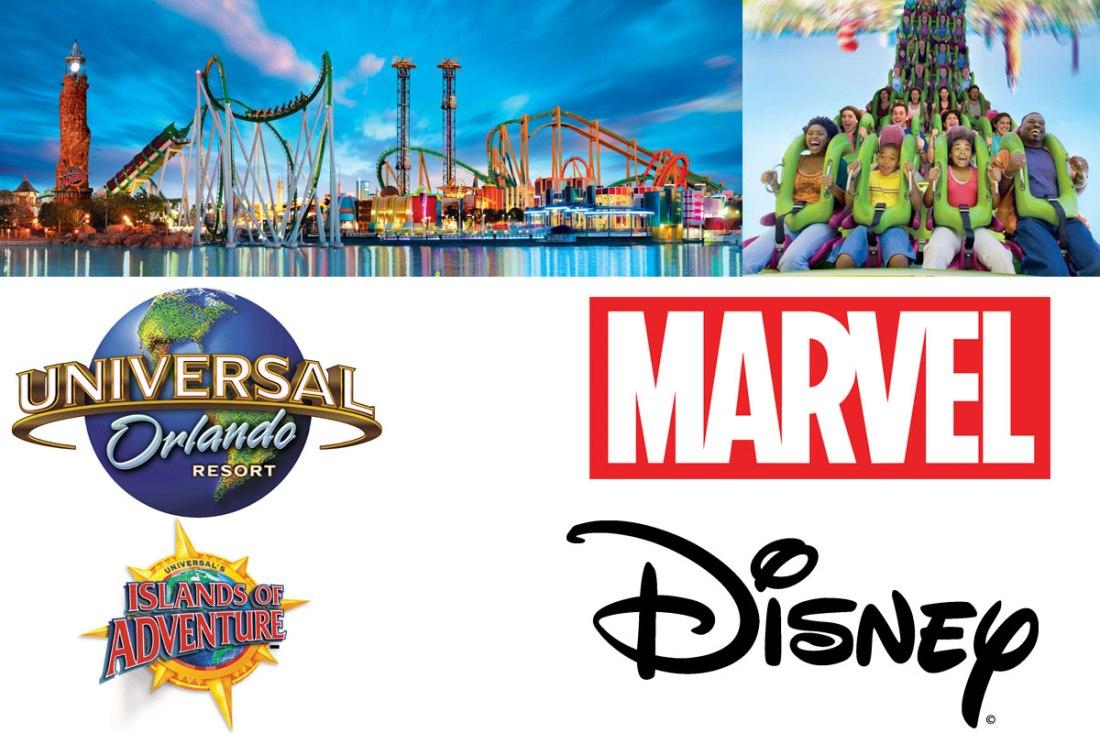 Universal And Disney S Arrangement On Marvel Ip In Theme