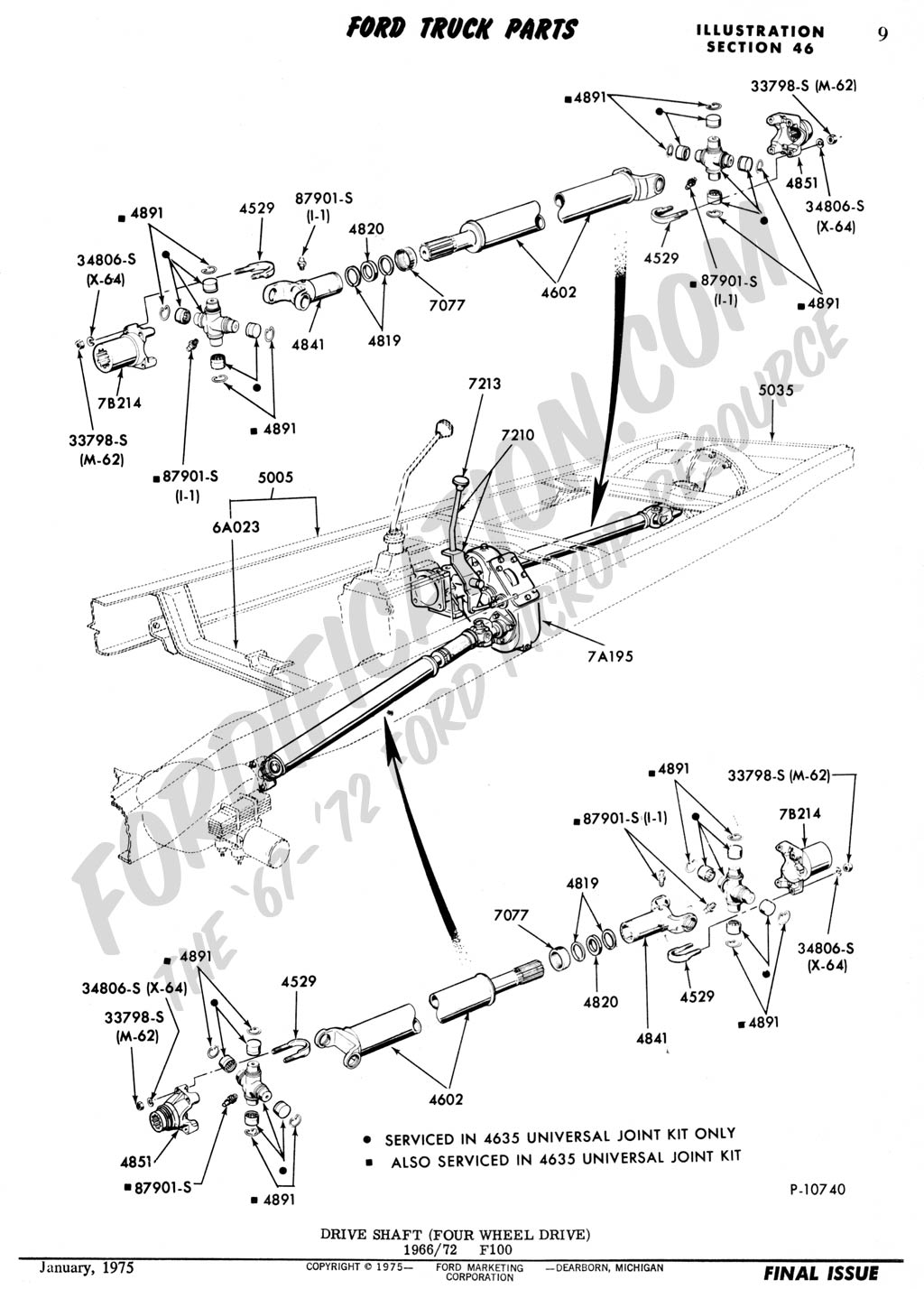 F150 Rear Axle Diagram