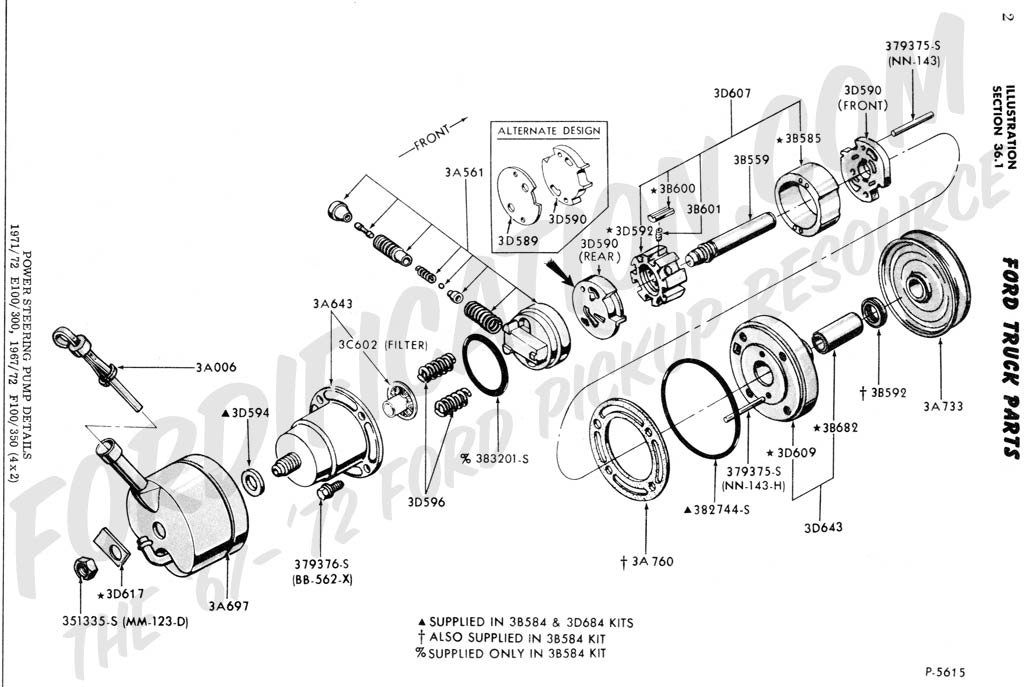 2000 ford windstar water pump diagram
