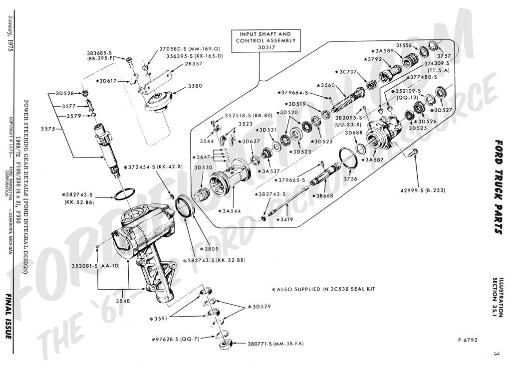 1977 Ford F100 Wiring Diagram