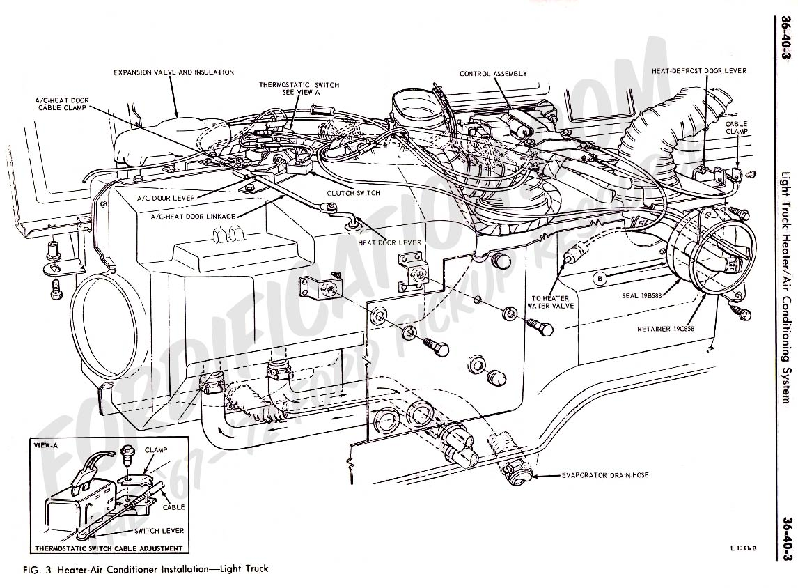 2005 Ford Crown Victoria Fuse Box Diagram
