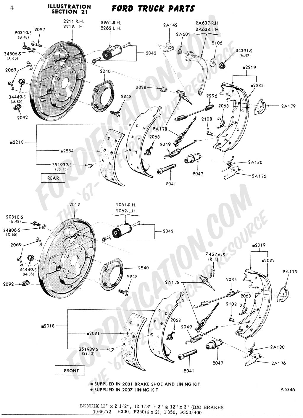 Ford F800 Brake Diagram Ford Wiring Diagram Images