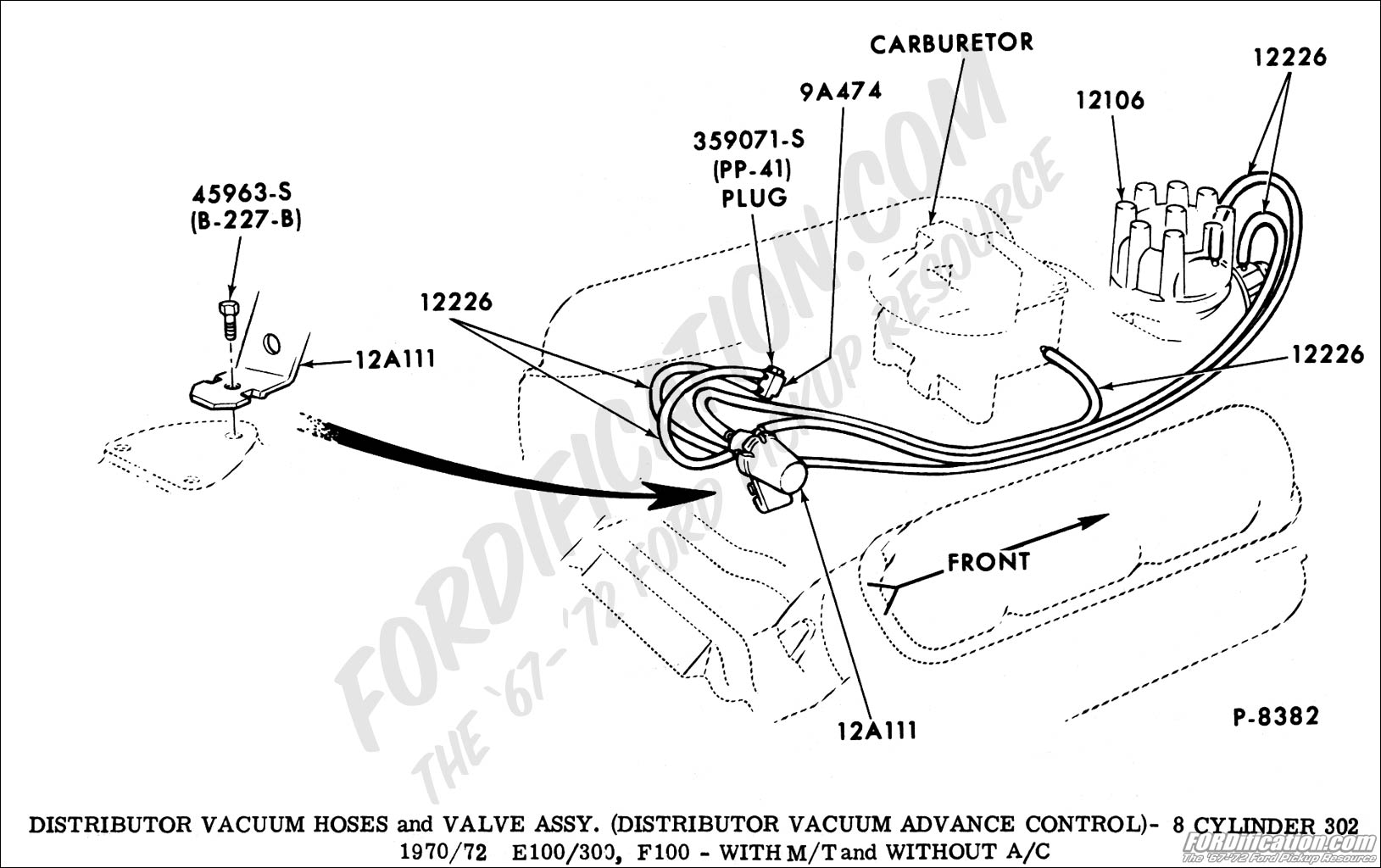 Corvette Diagram Coil Pickup