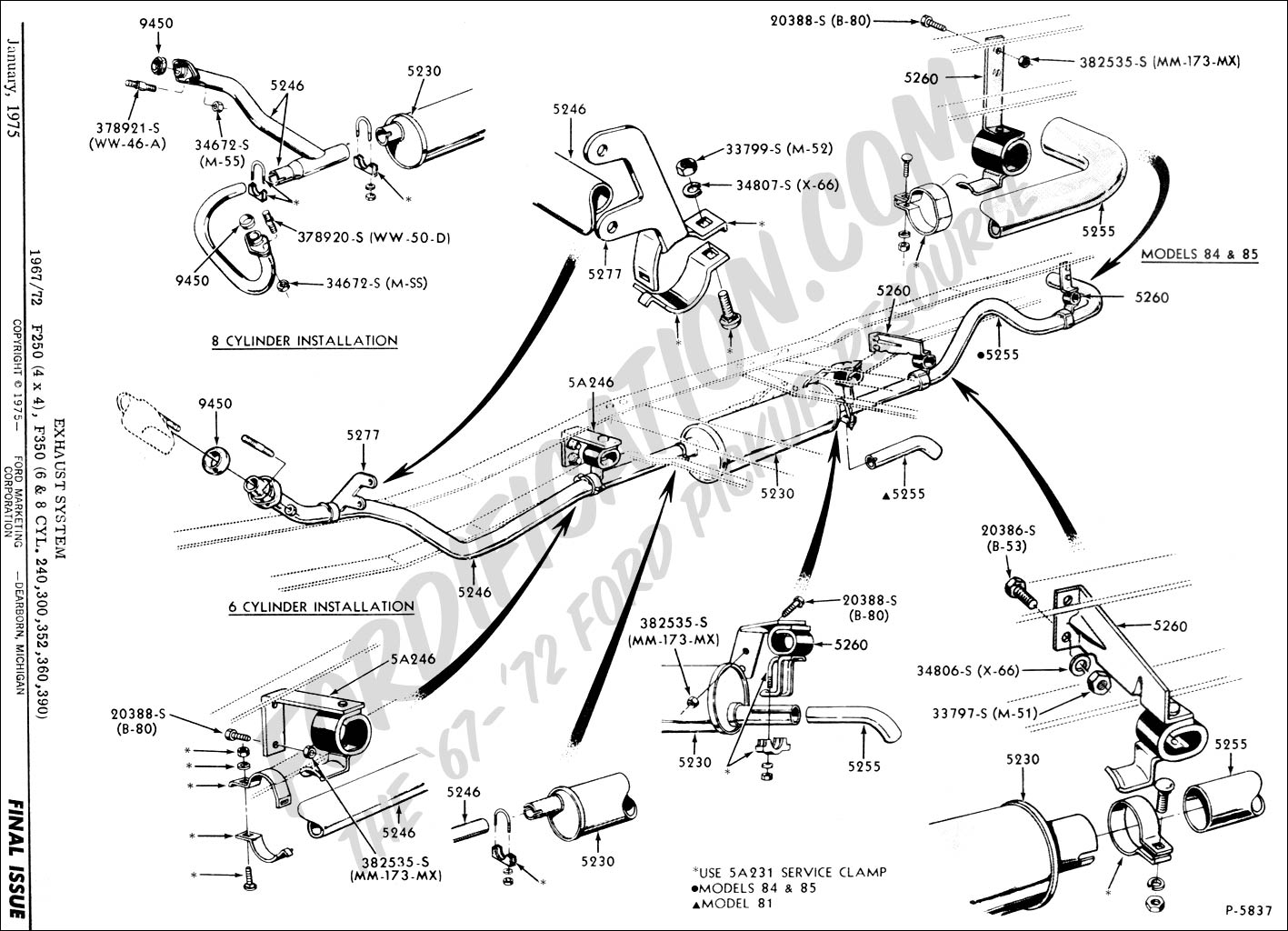 Wiring Diagram 10 Ford Windstar Exhaust System Diagram