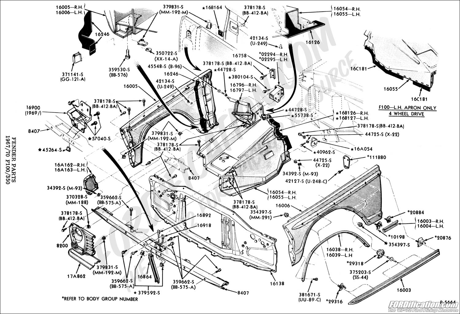 Body Amp Interior Assembly Manual