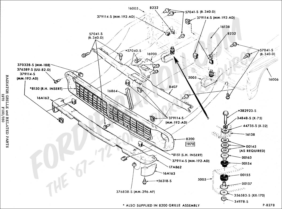 Ford F250 Rear Axle Diagram