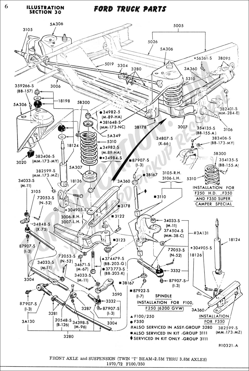 F150 Suspension Diagram