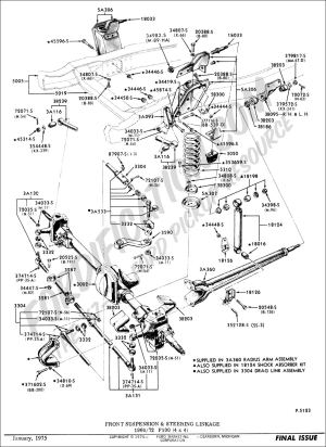 1988 Ford F 150 Steering Column Diagram Ford Auto Fuse