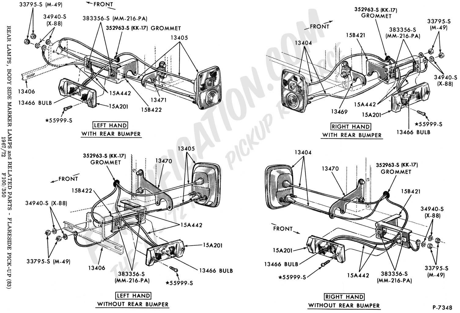 Chevrolet Pick Up Steering Column Diagram