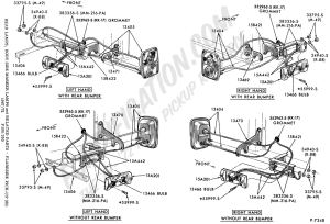 Ford Truck Part Numbers (Lights, Rear)  FORDification