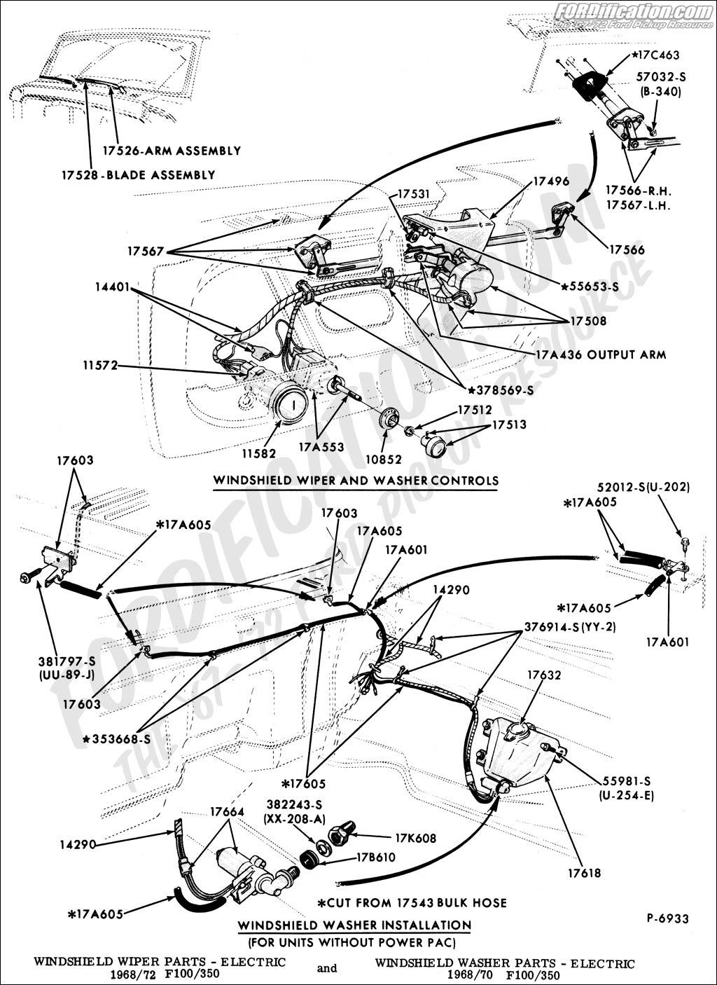 windshieldwasherwiperparts?resize\=665%2C913 1964 mustang alternator wiring diagrams,alternator free download 1969 mustang alternator wiring diagram at gsmx.co
