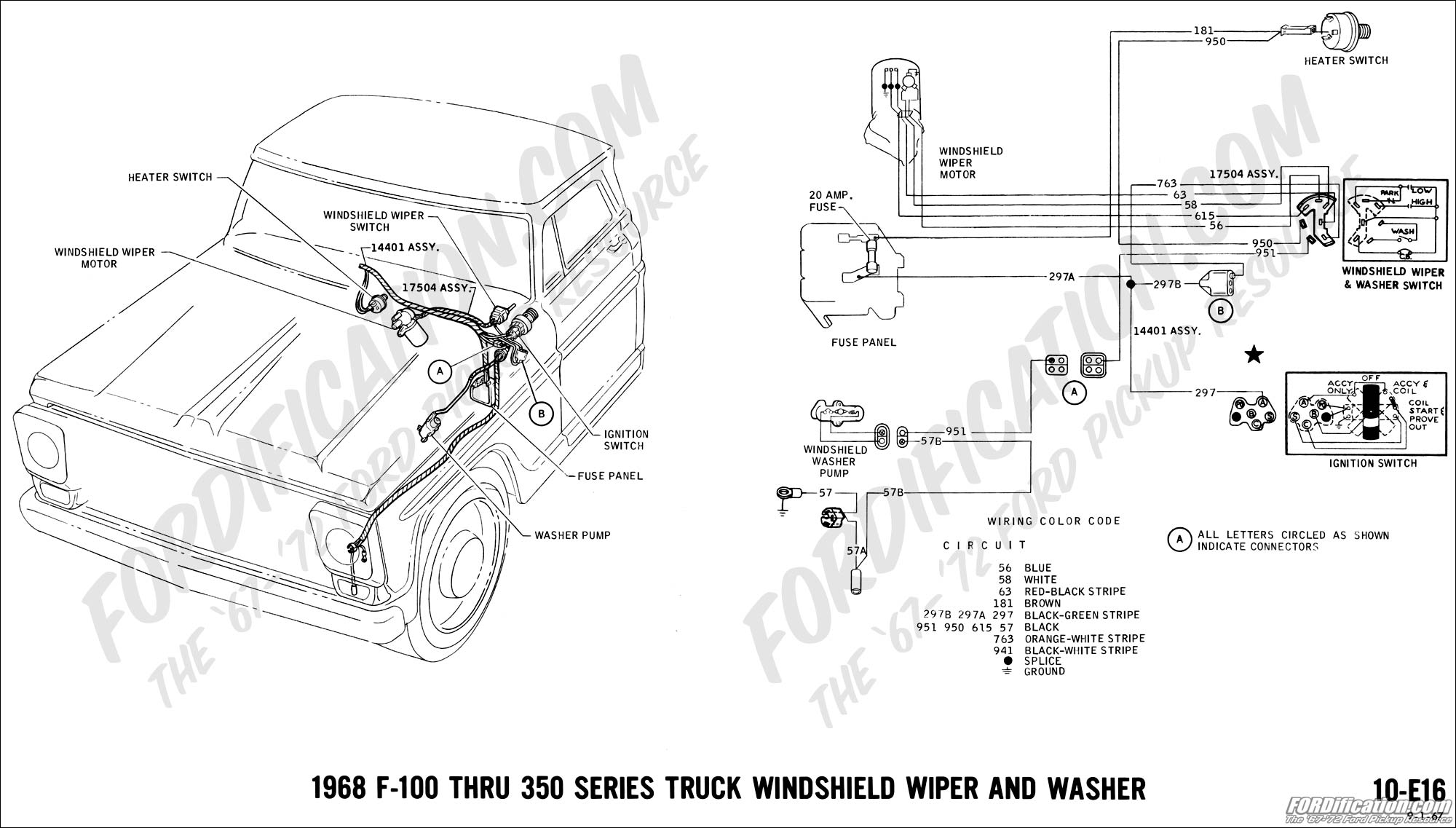 Alternator Wiring Diagram Ford 95 F150