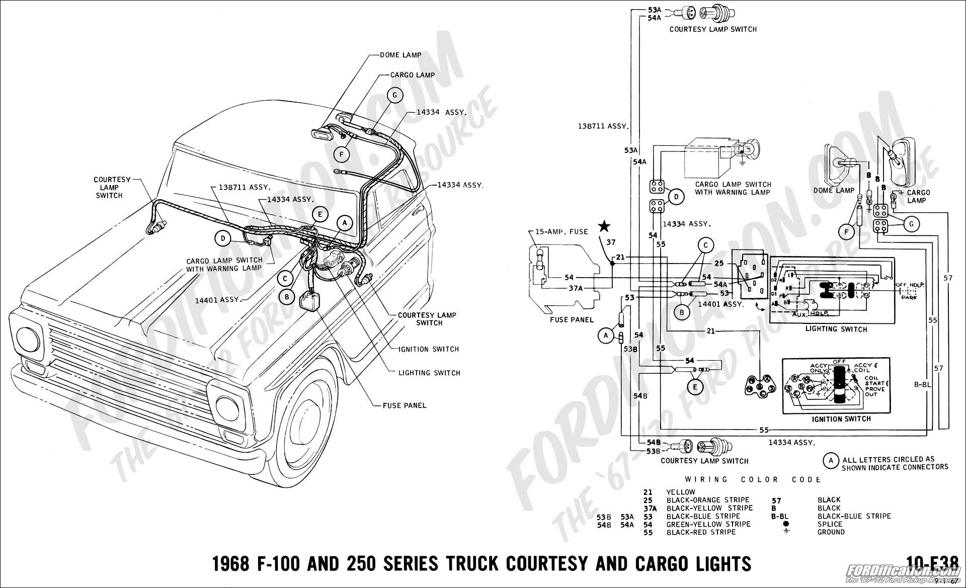 85 Ford E 350 Rv Fuel Wire Diagram