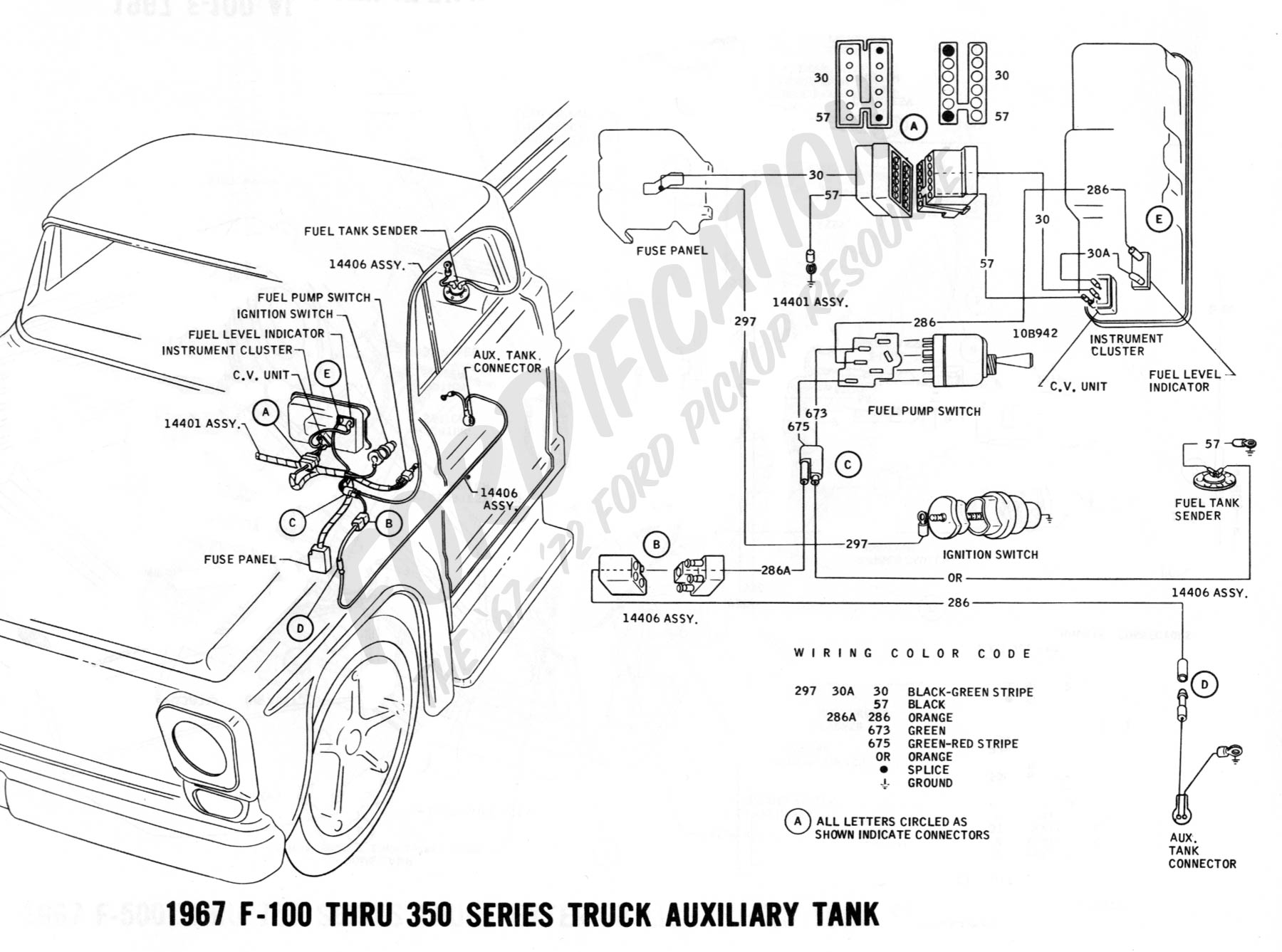 Download Ford Truck Wiring Diagrams Fuel