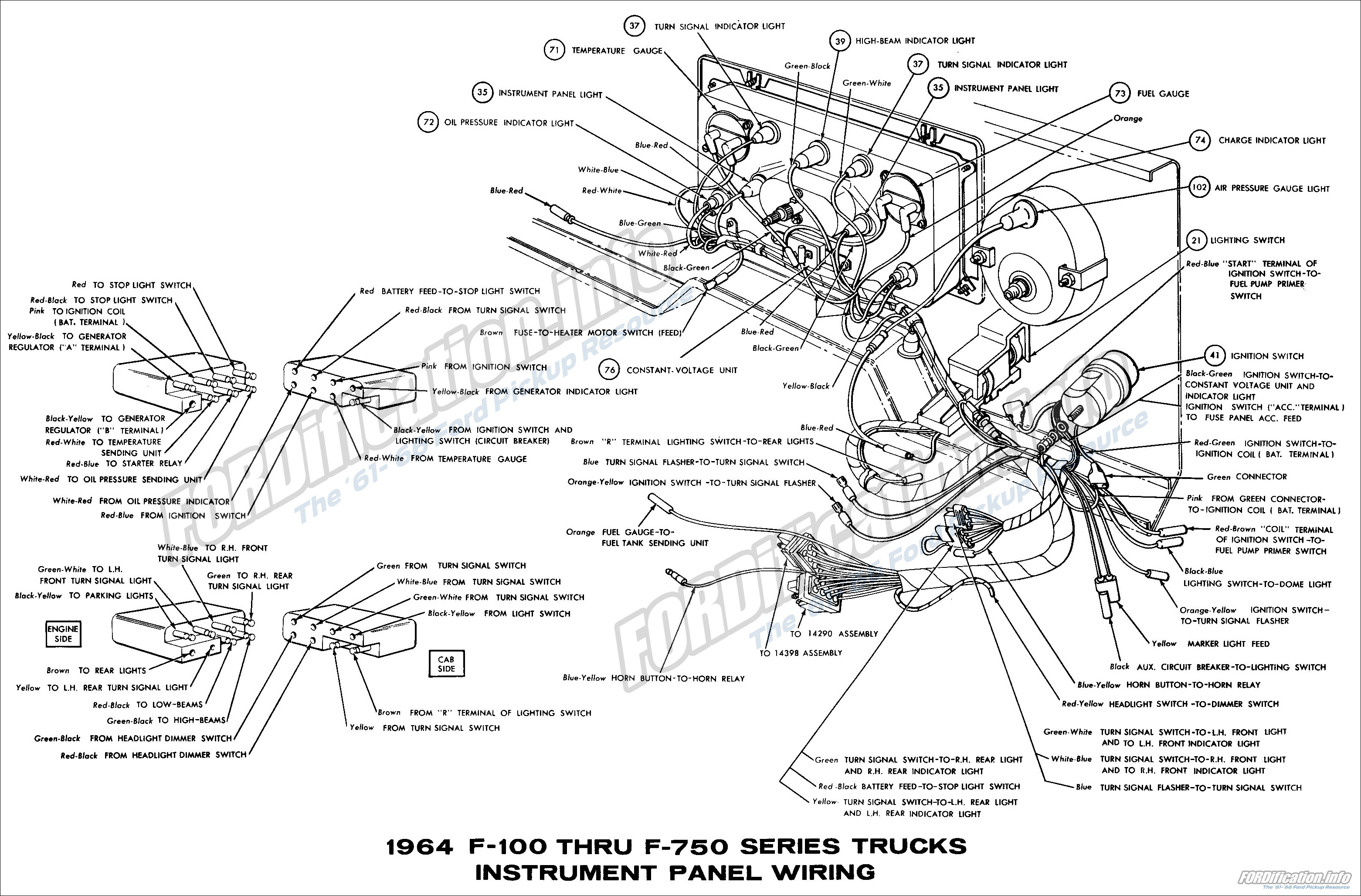 Independent Driving Lights Wiring Diagram