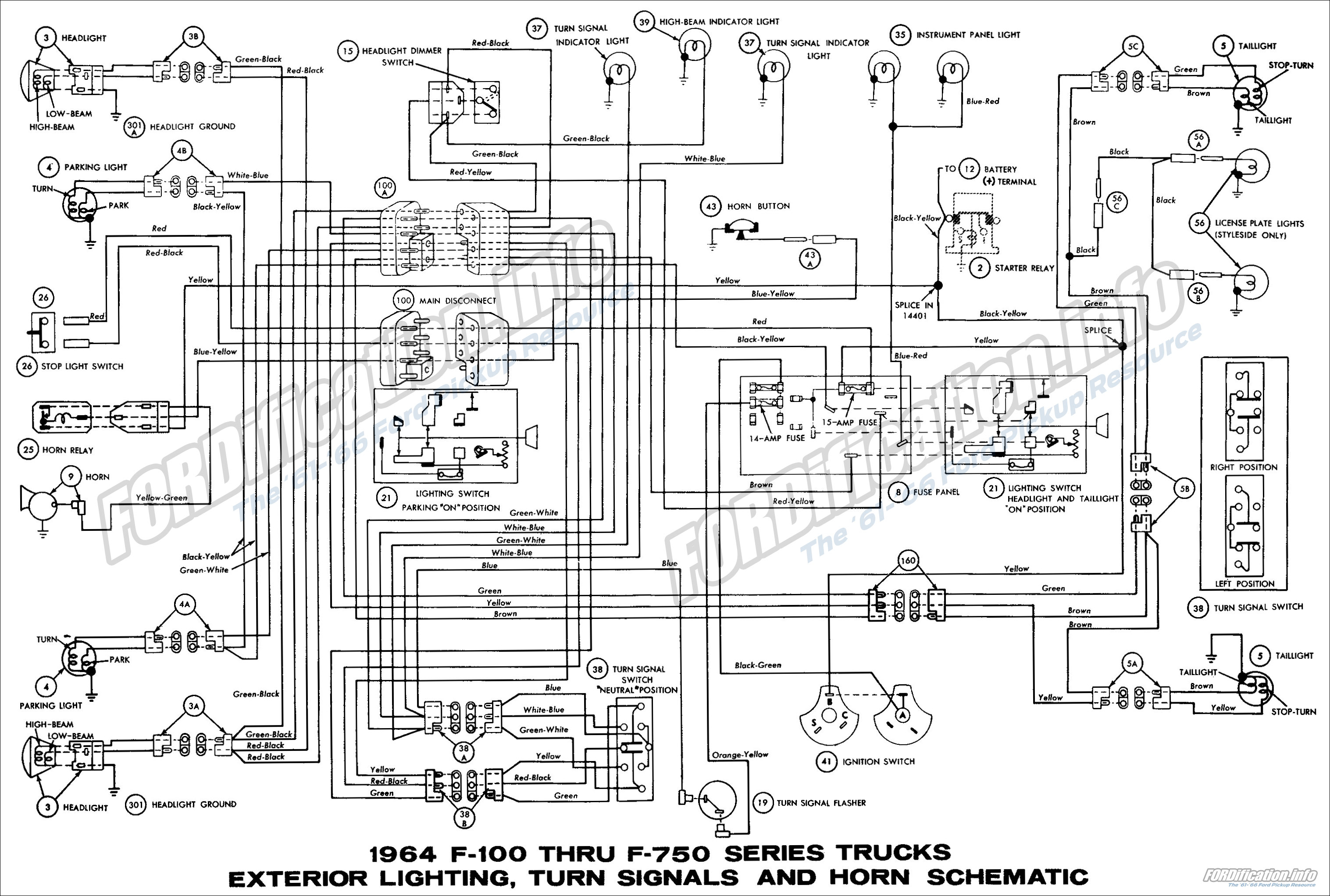 Flatbed Wiring Diagram