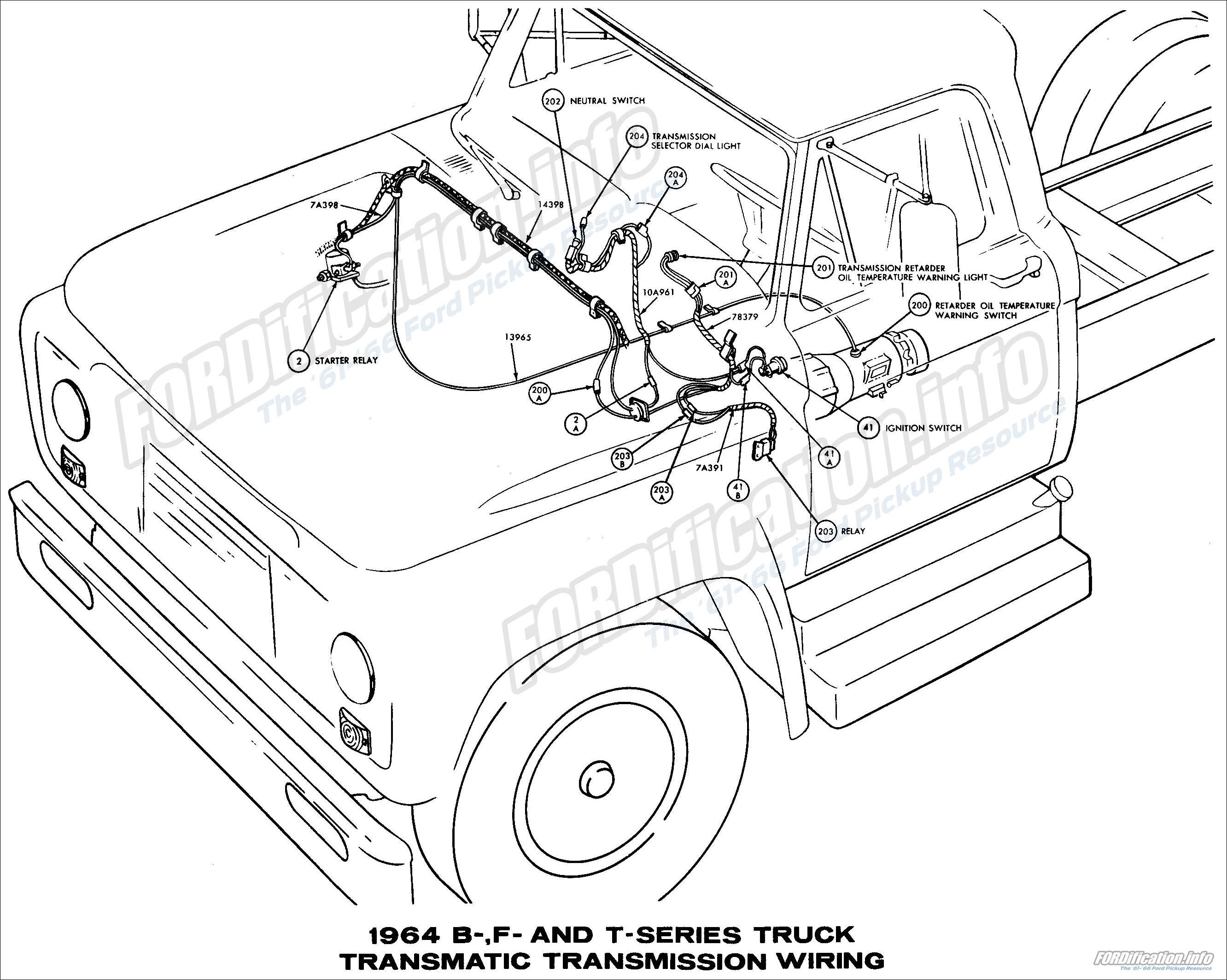 C10 Stepside Wiring Diagram