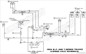 1964 Ford Truck Wiring Diagrams  FORDificationinfo  The