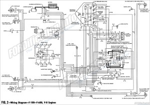 1961 Ford Truck Wiring Diagrams  FORDificationinfo  The