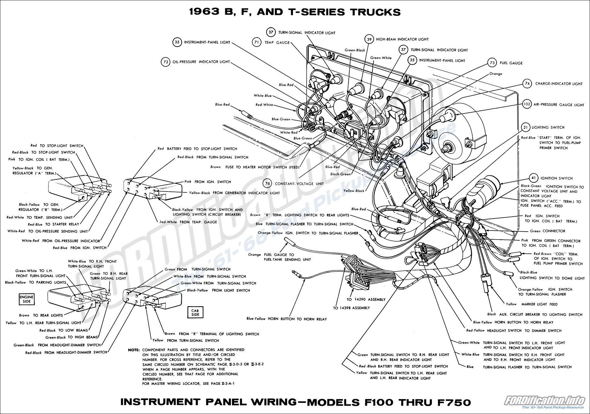Cucv Alternator Wiring Diagram