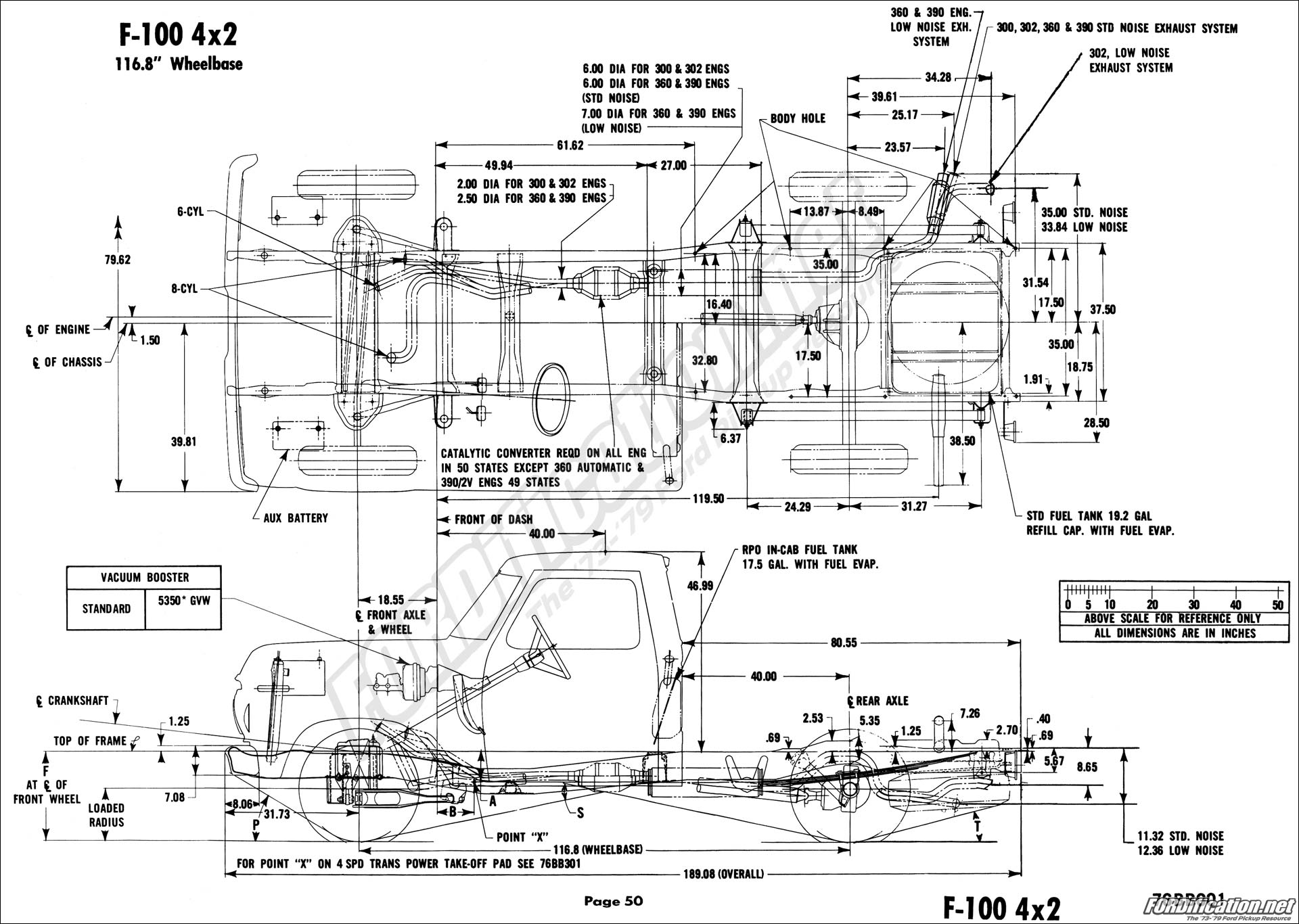Ford Truck Body Builders Layout Book