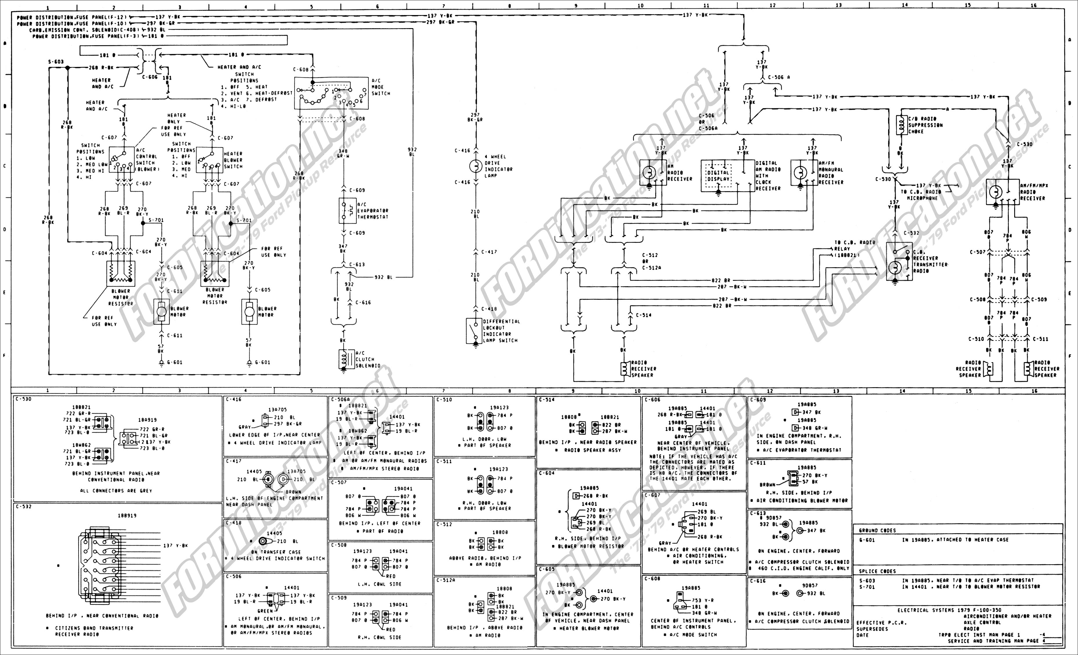 Wrg Ford Ltl Wiring Diagram