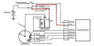 Correct Duraspark wiring?  Ford Muscle Forums : Ford