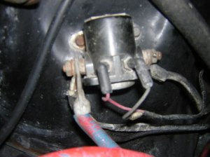 how do you jump a statrter solenoid?  Ford Muscle Forums