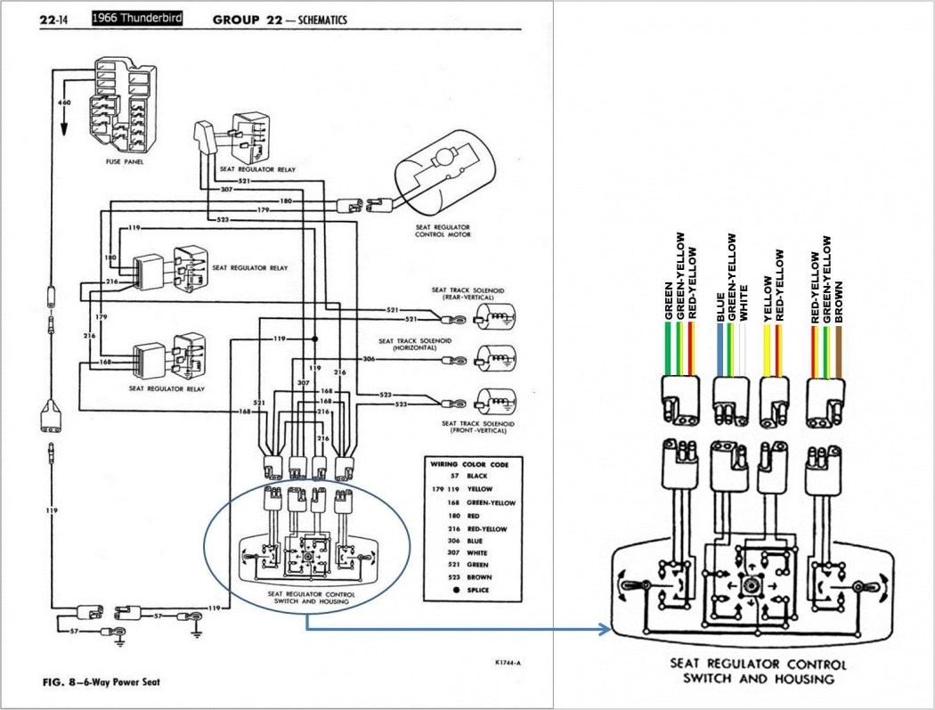 Thunderbird Engine Wiring Diagram