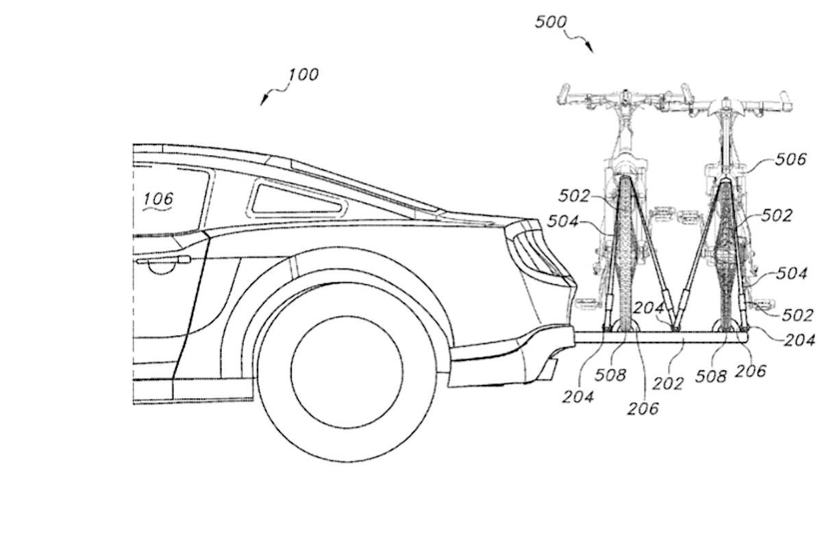 Your Mustang Could Become A Bike Toting Transformer