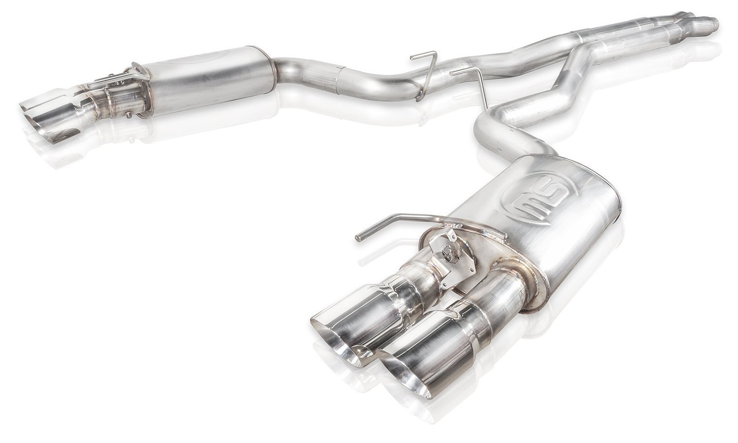 Stainless Works Releases Mustang Gt Redline Series