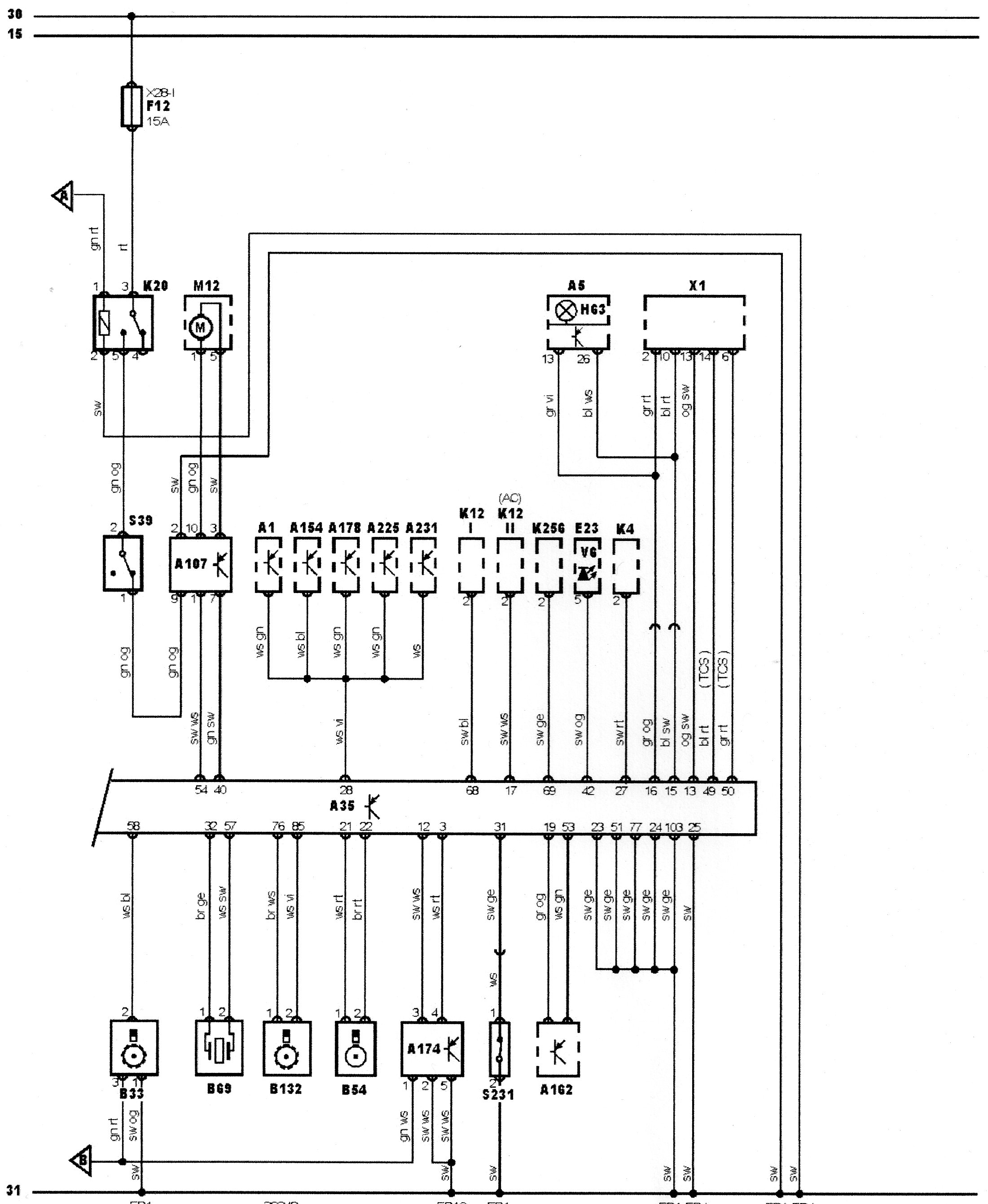 Anyone Kind Enough To Post A Ignition Wiring Diagram